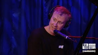 "Bruce Hornsby ""The Way It Is"" on the Howard Stern Show in 2006"