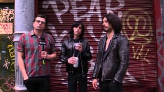 UTG TV: Little Barrie Speak On 'Shadow' Produced by: Derek Scancare...