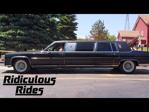 Here's A Virtual Tour Of Cadillac's 'Trump Edition' Limo