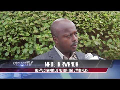 CLOUDS TONIGHT:Muri gahunda ya Made in Rwanda,abavuzi gakondo bahuguwe.