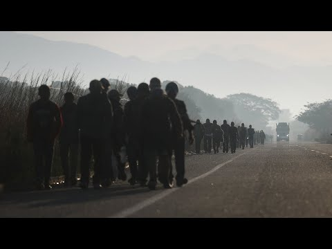 Lawsuit: Asylum Rule Violates Laws