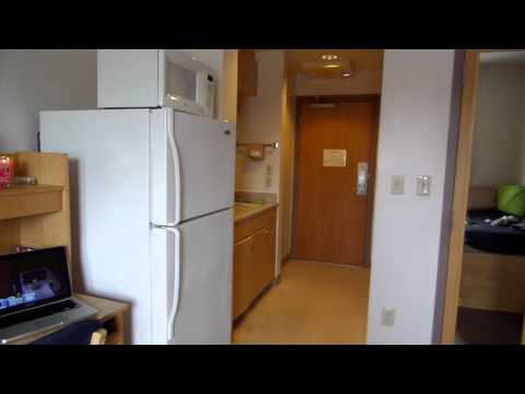 Osan Dorm Room