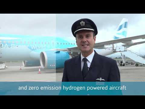 BA Perfect Flight | Airbus A320 | BA Better World