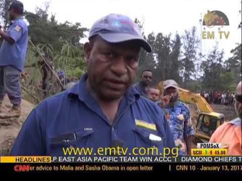 EMTV News - 13th January, 2017