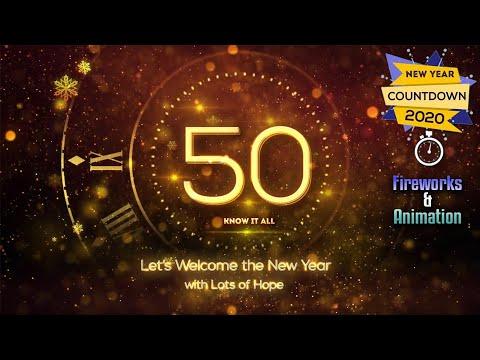 new-year-countdown-2020- -happy-new-year-2020- -countdown-1-minute-new-year