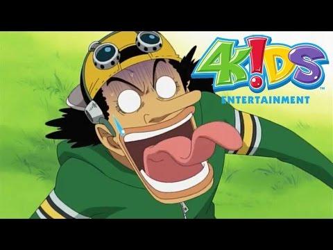 Tekking VS. 4kids One Piece: USOPP EDITION