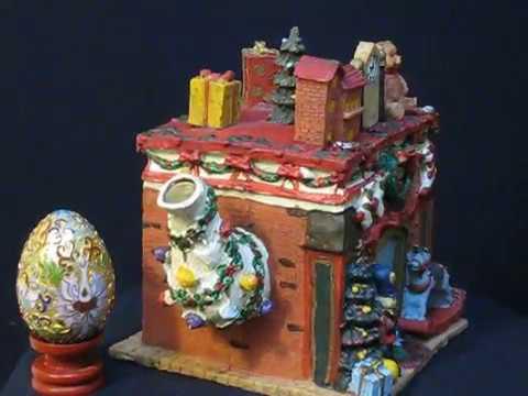 X'mas (teapot toyland) music box series