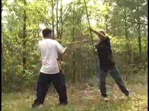 Bamboo Warriors