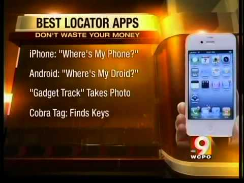 DWYM: Cool apps to find lost phone or keys