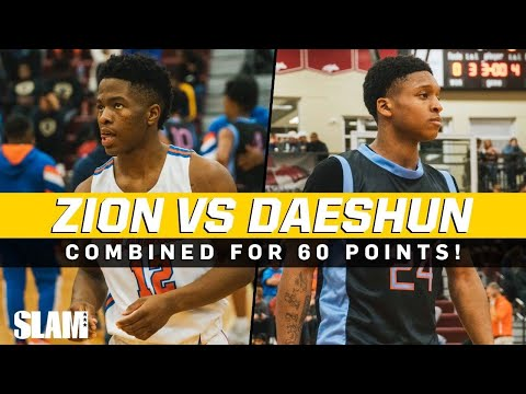 zion-harmon-vs-daeshun-ruffin!?-electric-pg's-combined-for-60-points-😈