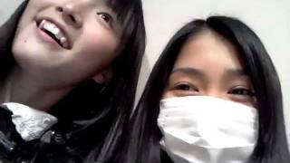 AKB48 研究生 田野優花 (撮影&投稿) 大森美優♪ サイード横田絵玲奈.
