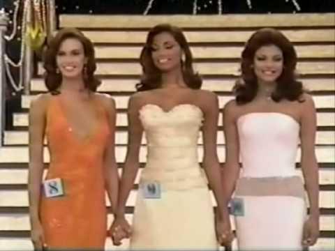 Miss RB Venezuela 2000 - Crowning Moment