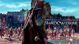 STORM THE CASTLE | Shadow of War: