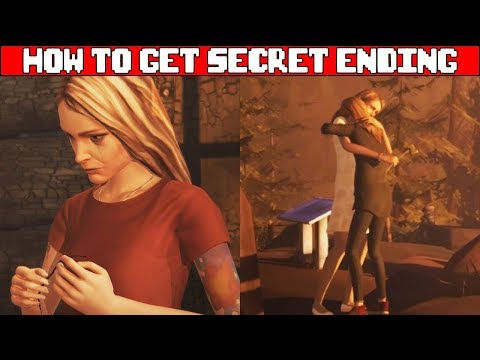 How to Get Rachel to Meet Sera LIFE IS STRANGE BEFORE THE STORM Episode 3 Secret Ending