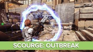 Scourge Outbreak Gameplay - Let's Play: Scourge Outbreak Xbox 360