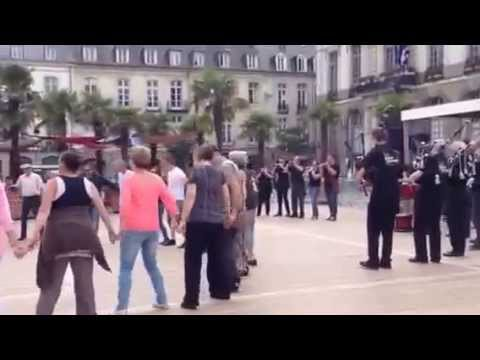 Breton Traditional Music and Dance
