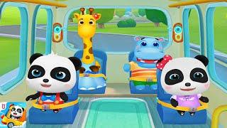 Baby Panda's School Bus - Let's Drive! screenshot 4