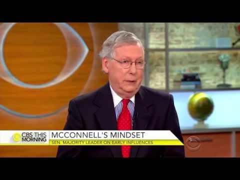 Sen. McConnell on memoir, endorsing Trump and SCOTUS fight