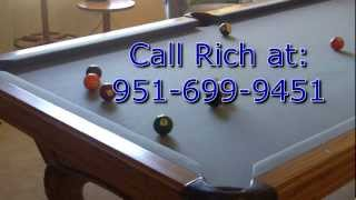 Pool Table For Sale Olhausen 8 Foot Pool Table Plus . . .