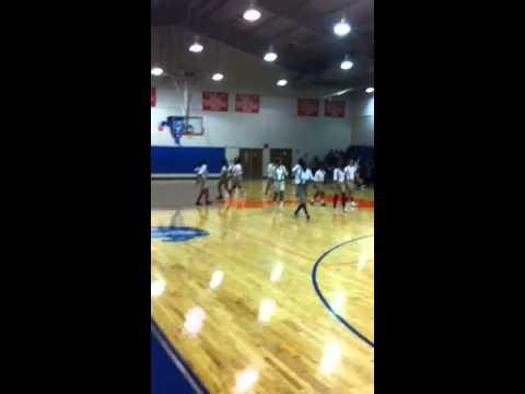 Timmonsville High School Half-Time Dance 2013