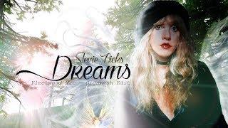 Stevie Nicks, Fleetwood Mac - Dreams Lyrics (Gigamesh Edit)