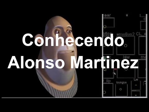 Conhecendo Alonso Martinez | Pixar in a Box | Khan Academy