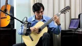 Niệm khúc Cuối - Guitarist Nguyễn Bảo Chương