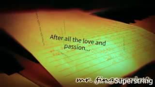I'll Never Say Goodbye - Regine Velasquez - MinusOne/Karaoke/Instrumental