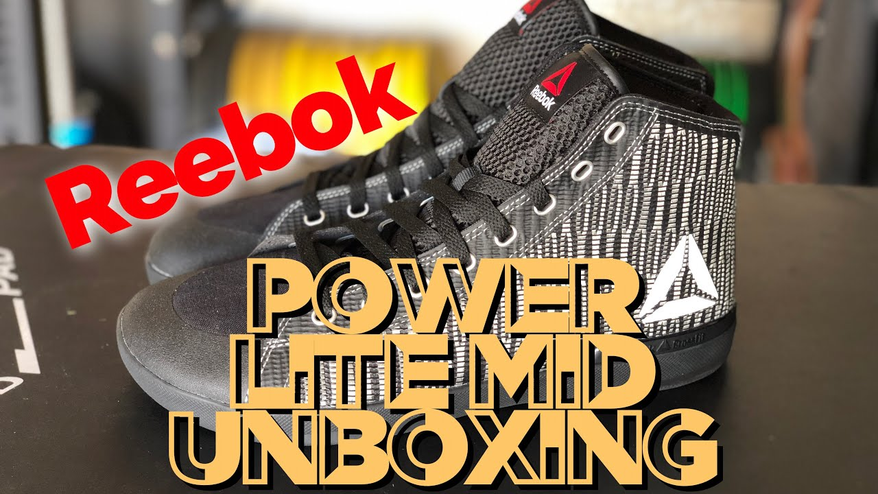 reebok crossfit power lite
