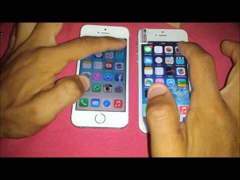 Iphone 5s Originale Vs Clone