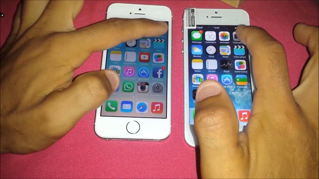 Scoprire se un iPhone è falso