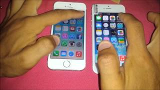 iphone 5s originale vs clone