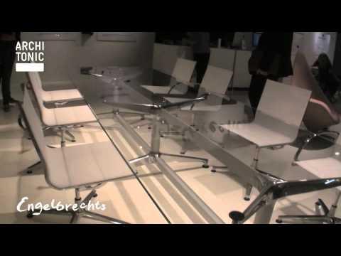 2010 Orgatec - Akaba ǀ Brunner ǀ Engelbrechts ǀ carpetconcept ǀ Offecct