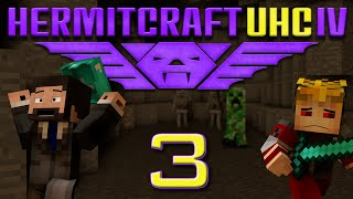 HermitCraft UHC Season 4 ~ Ep 3 ~ Silence is Golden!