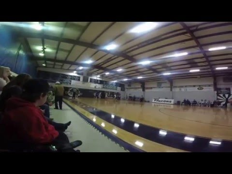 Furtah prep basketball  vs Johnson Ferry Christian Academy.- Part 1