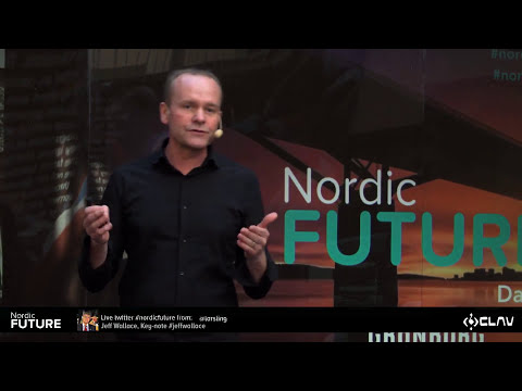 Magnus Arfors - Nordic FUTURE - VR and AR will change the FUTURE?