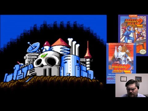 Mega Man 2 - Dr. Wily   VGHI Play 'n' Chat Live Stream