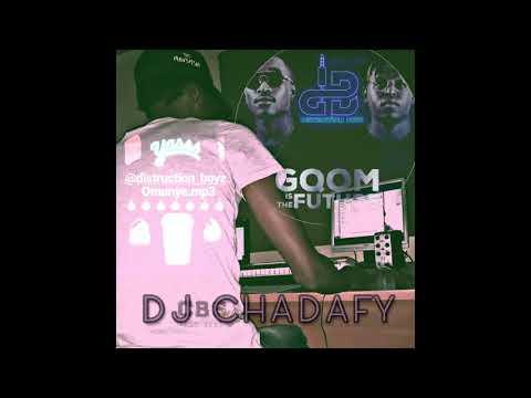 CHADAFY GQOM mix |  Distruction Boyz GQOM IS THE FUTURE DJ MIX