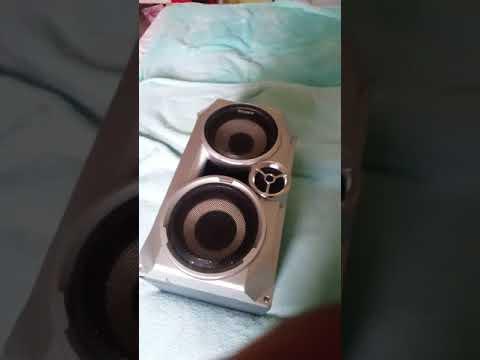 Homemade bluetooth speakers test tpa 3116D2