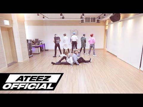 ATEEZ(에이티즈) – 'WAVE' Dance Practice