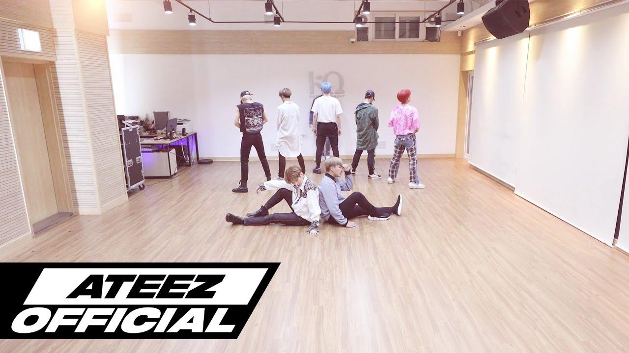 Download ATEEZ(에이티즈) - 'WAVE' Dance Practice