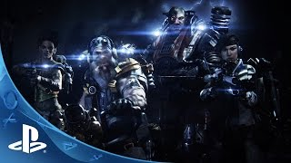 Evolve - Intro Cinematic Trailer | PS4