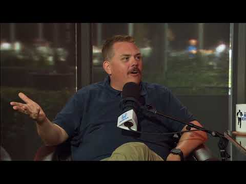 "Writer & Actor Kevin Heffernan on Crowd Funding ""Super Troopers 2"" - 4/13/18"