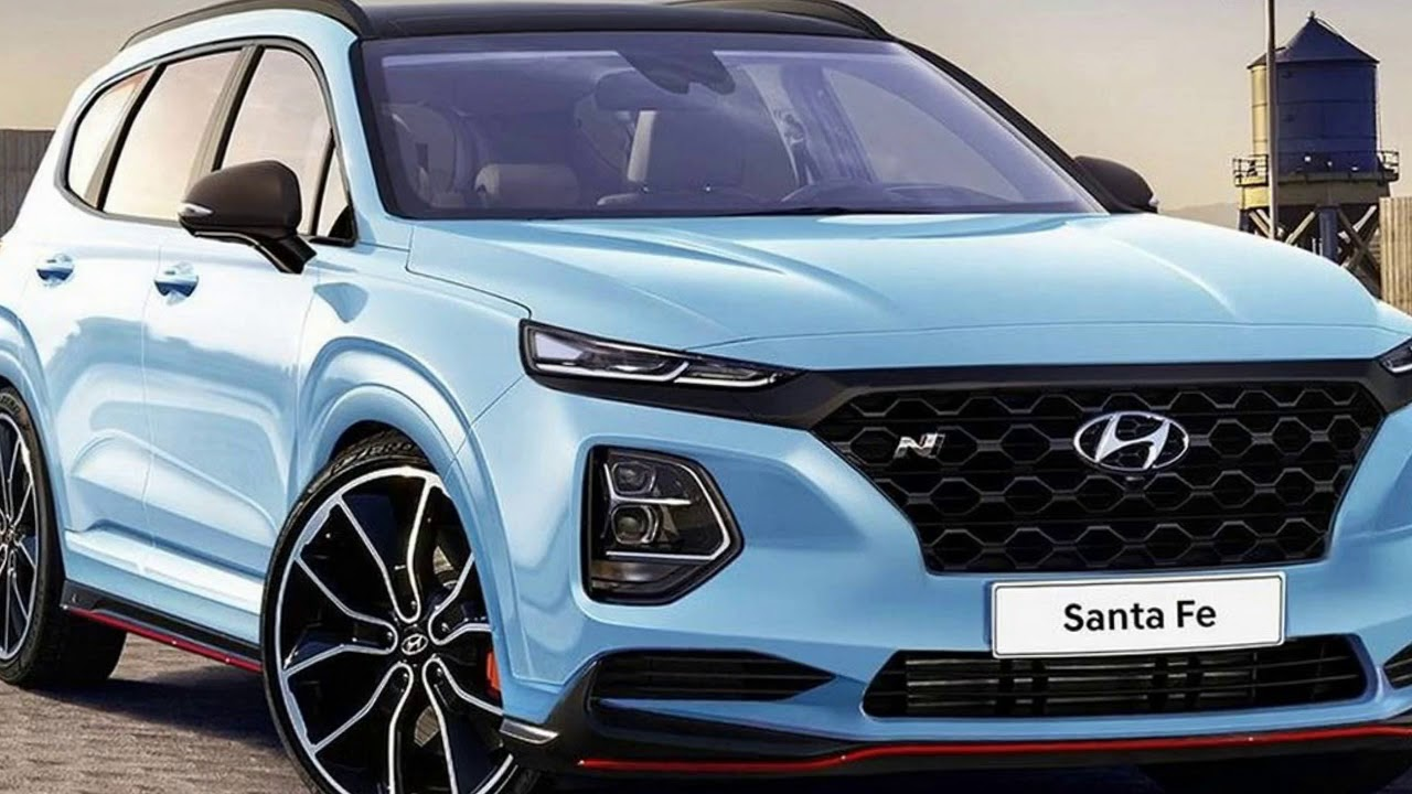 [Hot News] 2019 Hyundai Santa Fe Already Imagined With N ...