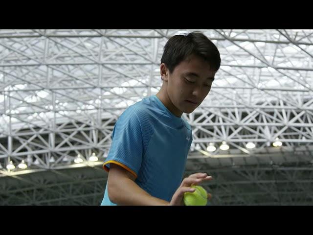 REACH BEYOND – Yuta Shimizu, Tennis