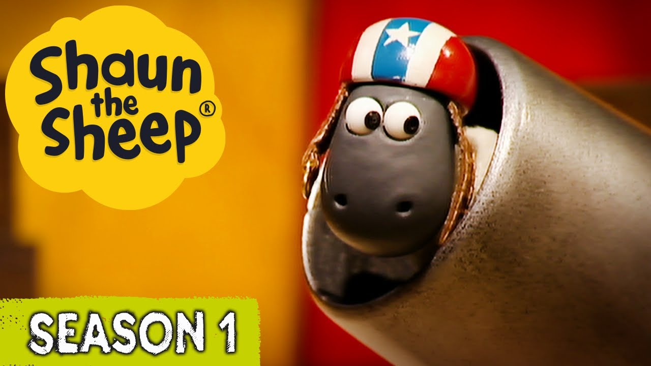 Download Bath Time & Big Top Timmy   Shaun the Sheep S1 (x2 Full Episodes)