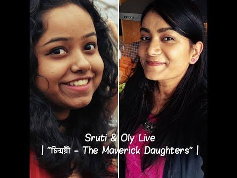 "Live Conversation with the Scriptwriter Sruti Dasgupta | ""চিন্ময়ী - The Maverick Daughters"""