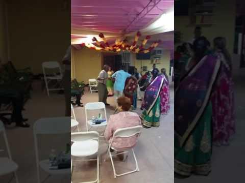 Guyana wedding house dance