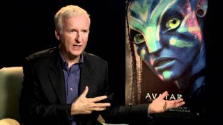 NEW! James Cameron on Avatar Re-Release Extended Sex Scene