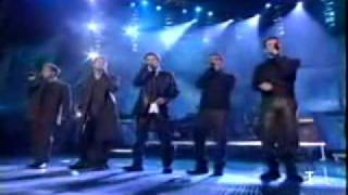 "Nsync, ""This i promise you""(spanish version) -yo te voy amar-"